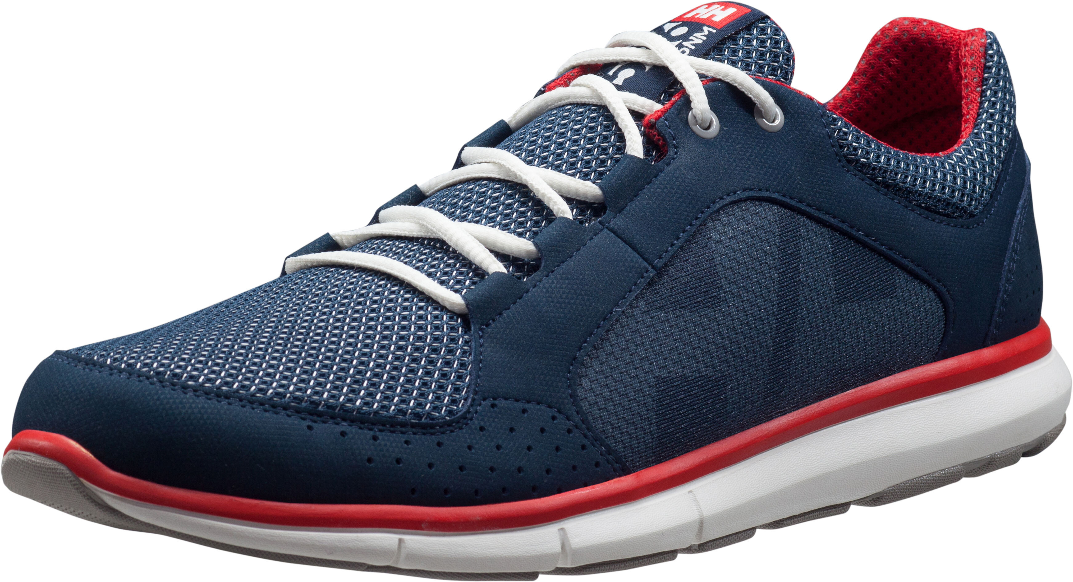 69197e2b361 Helly Hansen Ahiga V3 Hydropower Shoes Men blue at Addnature.co.uk